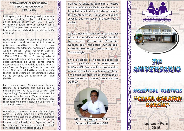 Hospital Apoyo Iquitos